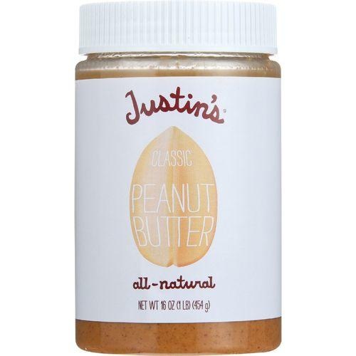 Justin's Nut Butter Peanut Butter - Classic - Case of 12 - 16 oz.