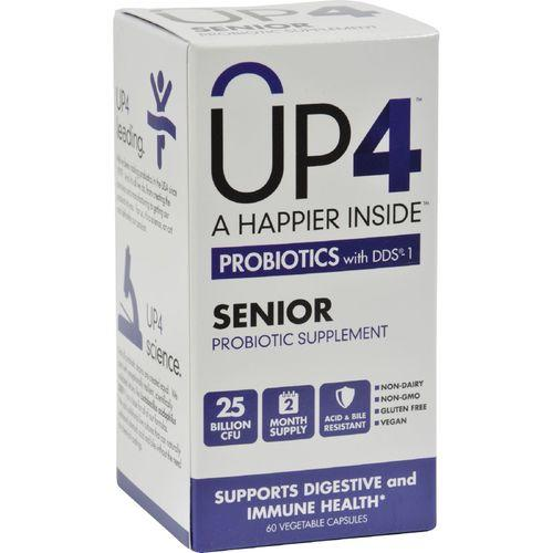 Up4 Probiotics - DDS1 Senior - 60 Vegetarian Capsules