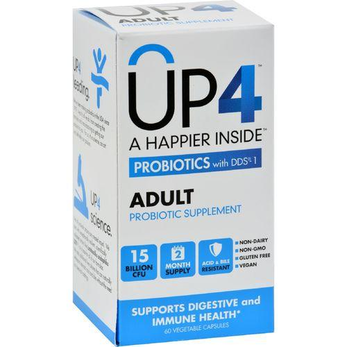 Up4 Probiotics - DDS1 Adult - 60 Vegetarian Capsules