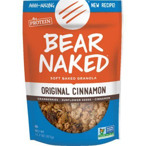 Bear Naked Granola - Protein - Original Cinnamon - 11.2 oz - case of 6