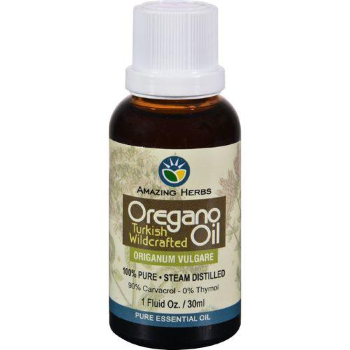 Black Seed Oregano Oil - 100 Percent Pure - 1 oz