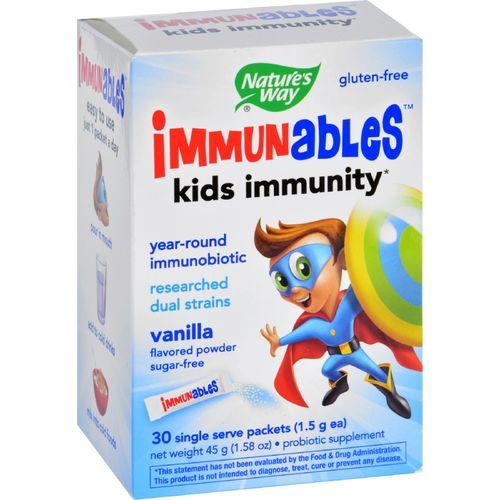 Nature's Way Immunables - Kids - 30 Packets