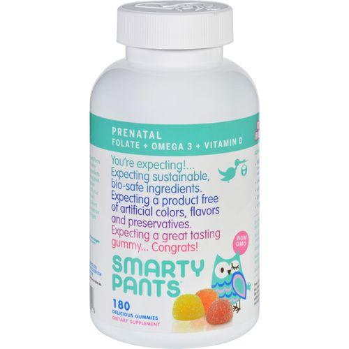 SmartyPants Prenatal Vitamins - Gummies - 180 count