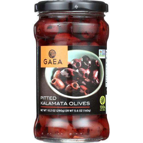 Gaea Olives - Kalamata - Pitted - 5.6 oz - 1 each