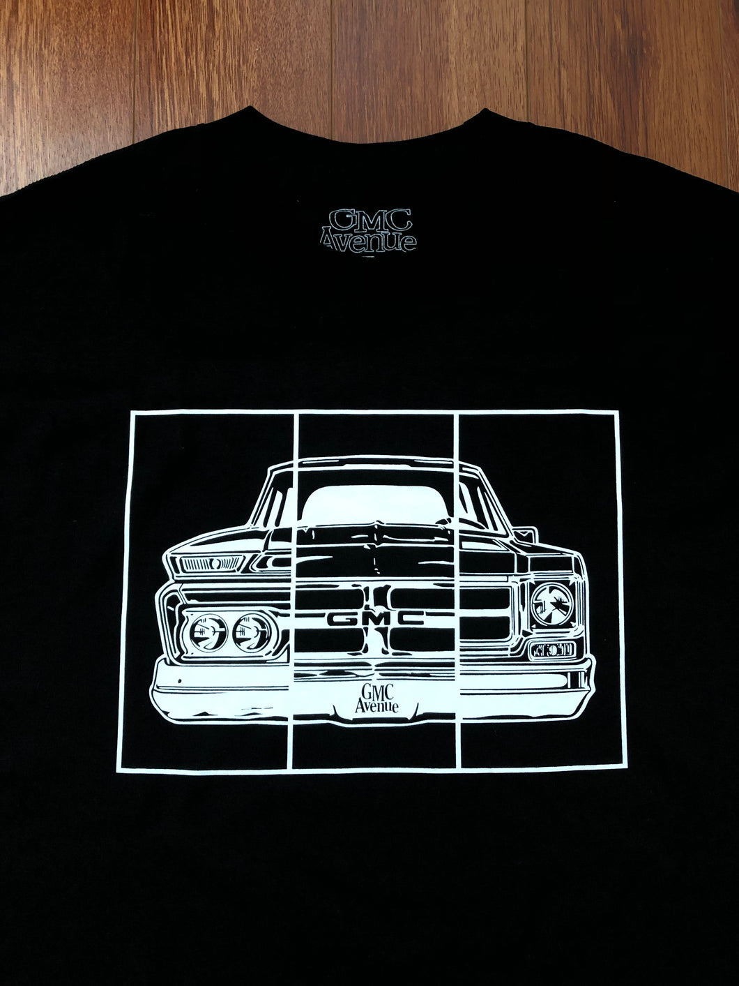 GMC AVE GENERATIONS BLACK T-SHIRT