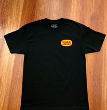 GMC AVE UNION BLACK T-SHIRT