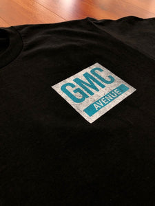 GMC AVE NOS BLACK T-SHIRT
