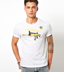 Legendary Gold Scar T-Shirt