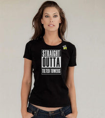 Straight Outta Tilted T-Shirt