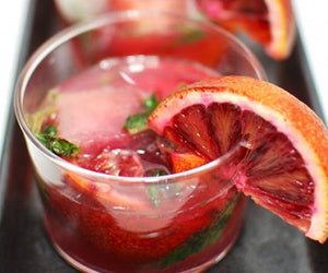San Pellegrino Blood Orange Mojito