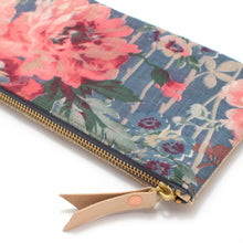 1920s Arles Floral Envelope Pouch - Knickers & Whiskey