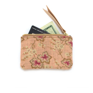Early 1900s Sycamore Print Wallet - Knickers & Whiskey