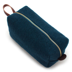 Imperial Peacock Wool Travel Kit