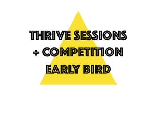 The Thrive Sessions| Phoenix w/Competition