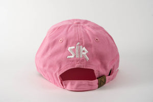 SOÍREMAÍN - LIGHT PINK CAP/WHITE LOGO