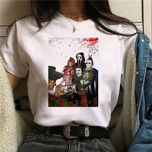 LEGENDS OF HORROR TEES