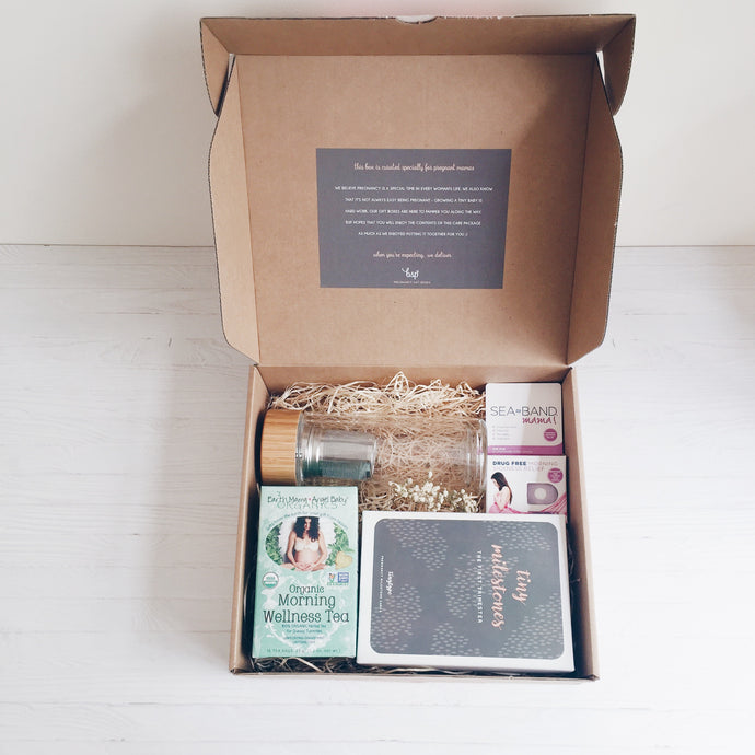 First Trimester Box - Nausea Battle Kit