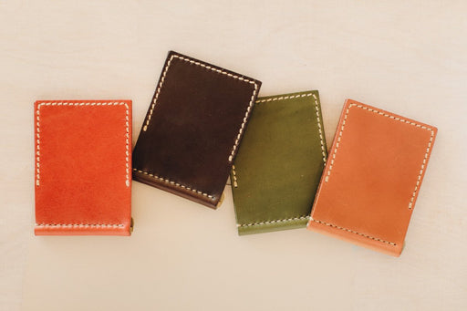 Leather Bill Fold