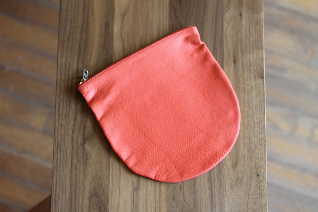 Warm Red U Pouch