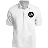 TCBC - Port Authority Dry Zone UV Micro-Mesh Embroidered Polo