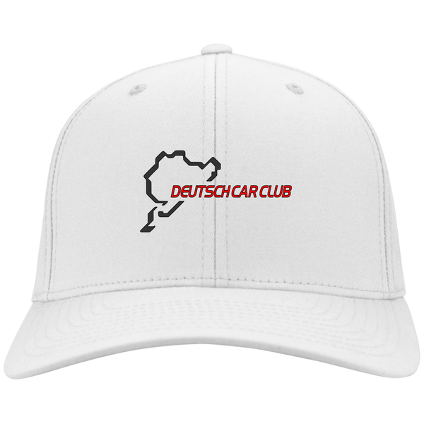 Deutsch Car Club - FLEXFIT Twill Baseball Cap
