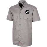 TCBC - Men's Dickies Short Sleeve Embroidered Workshirt