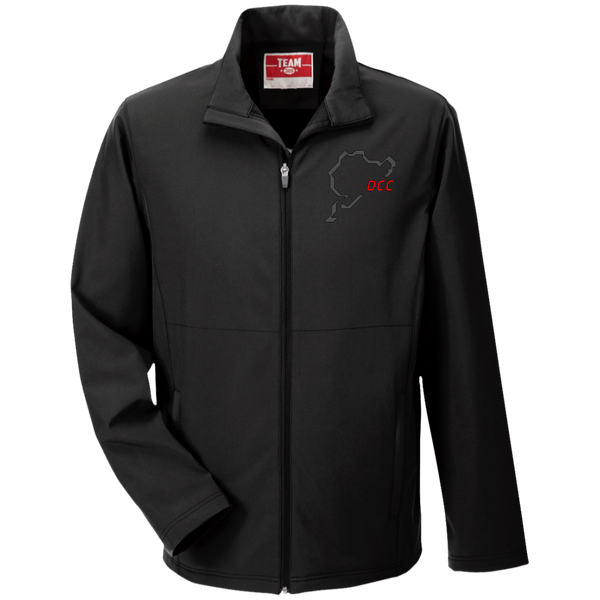 DCC - Team 365 Men's Soft Shell Waterproof Embroidered Jacket