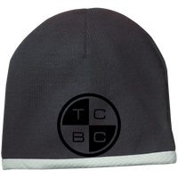 TCBC - Sport Tek Performance Embroidered Knit Winter Cap