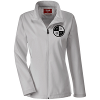 TCBC - Team 365 Ladies' Soft Shell Waterproof Embroidered Jacket