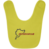 Deutsch Car Club - Ultra-Soft Washable Baby Bib