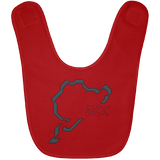 DCC - Ultra-Soft Washable Baby Bib