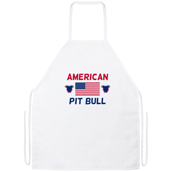 American Pit Bull Apron - Save Adopt Love Apparel