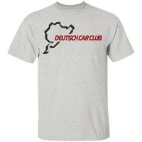 Deutsch Car Club - Gildan Youth 100% Cotton T-Shirt