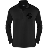 TCBC - Sport Tek PosiCharge Competitor 1/4-Zip Embroidered Pullover
