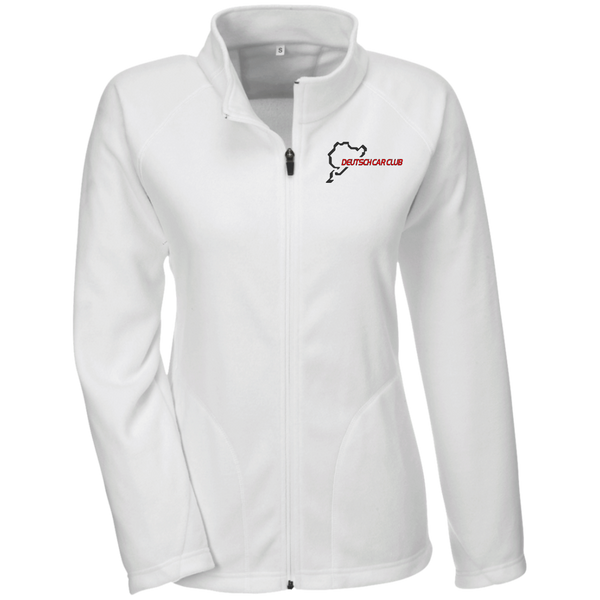 Deutsch Car Club - Team 365 Ladies Premium Embroidered Microfleece