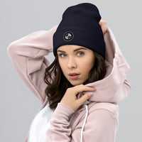 TCBC - Unisex Cuffed Embroidered Beanie