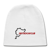 1 Deutsch Car Club - Baby Cap - white