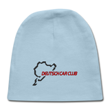 1 Deutsch Car Club - Baby Cap - light blue