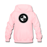 TCBC -  LAT Kids' Youth Mid-weight Hoodie - pink