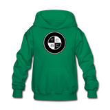 TCBC -  LAT Kids' Youth Mid-weight Hoodie - kelly green