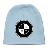 TCBC - Rabbit Skins Baby Embroidered Cap - light blue