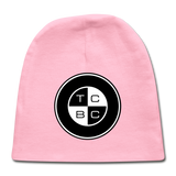 TCBC - Rabbit Skins Baby Embroidered Cap - light pink