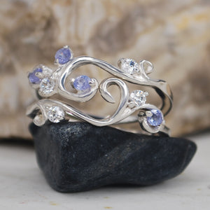 Cloud Stacking Ring-Set
