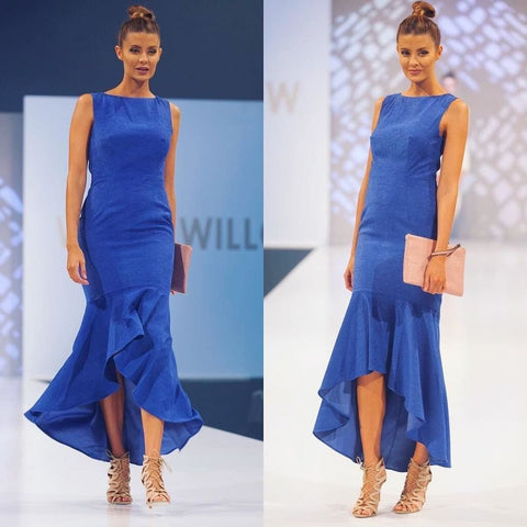 Goddess Maxi- ROYAL BLUE