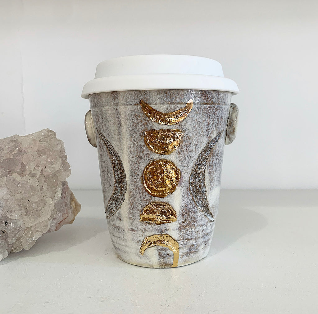 Natural Moon Phase Earth Cup #1