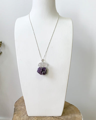 The Guardian Crystal necklace