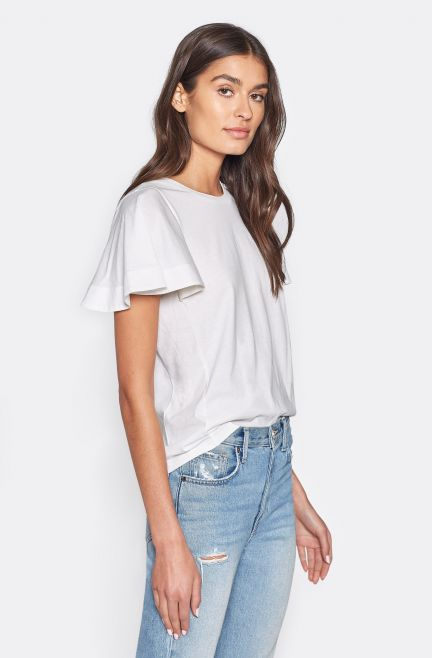 Aeowin Top in Porcelain