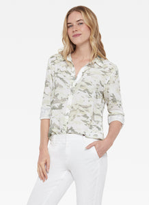 The Streep Shirt in Sun Bleached Camo
