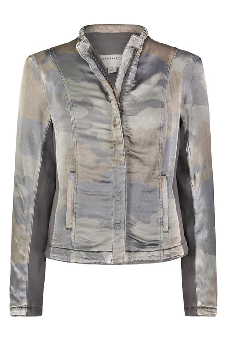 Cassidy Jacket in Sea Mist Camo