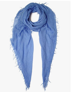 Cashmere & Silk Scarf in Provence